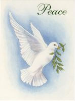 Dove of Peace.